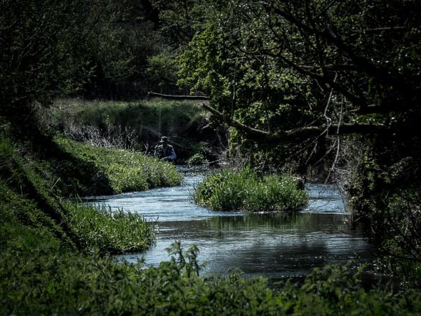 Gone Fishing by Ian Hunter