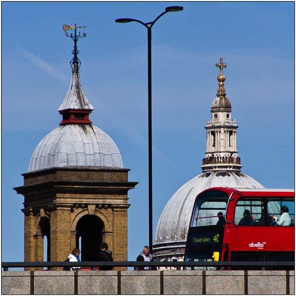 London Jumble by SlowSong