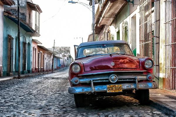 One Car Town by Rorymac