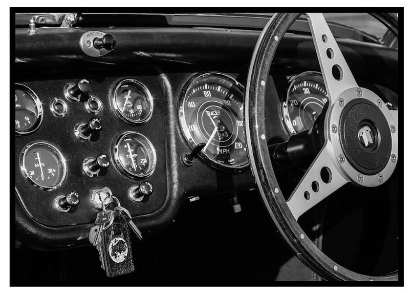 Triumph Dashboard