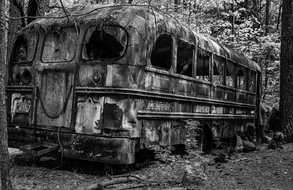 The Girl on the Bus by Mackem