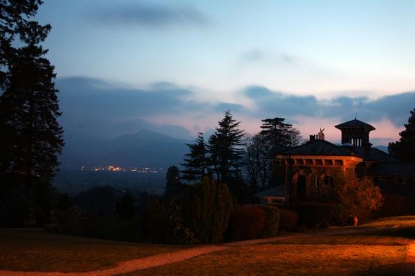 Underscar at dusk by DixClix