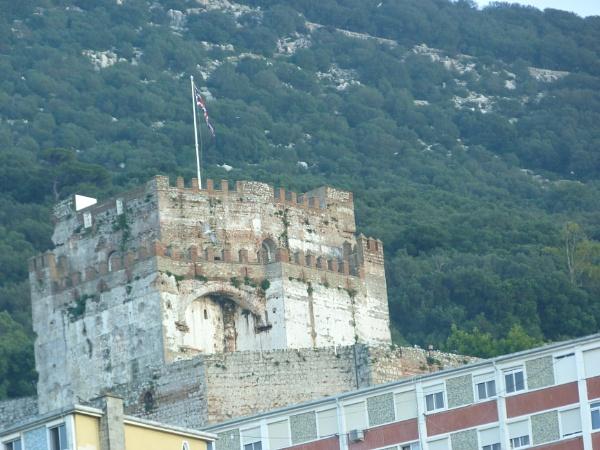 The Moorish Castle by patrickfranco49