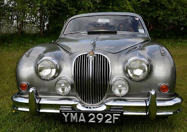 Mk II Jaguar by jasonrwl