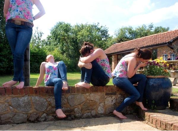 Split Personality: Summertime by jessikerr