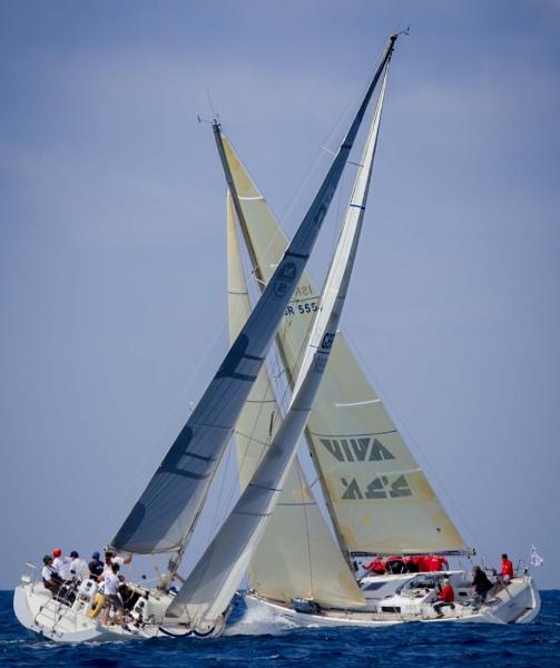 yacht racing tel-aviv Israel by sigalpetersen