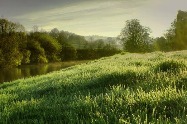 Unseasonal frosty morning in May! by Lightthouseman