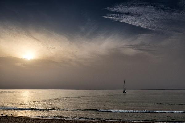 Anchorage at sunset by mugshotmyk
