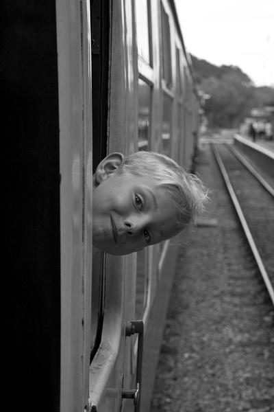 Railway Child by mohikan22