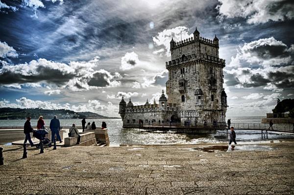 Belem Tower, Lisbon by Benny200