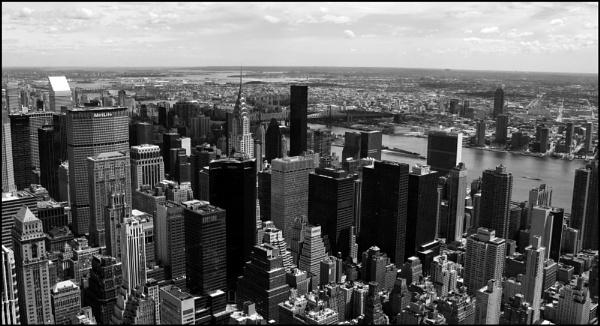 New York Skyline by aligriffo