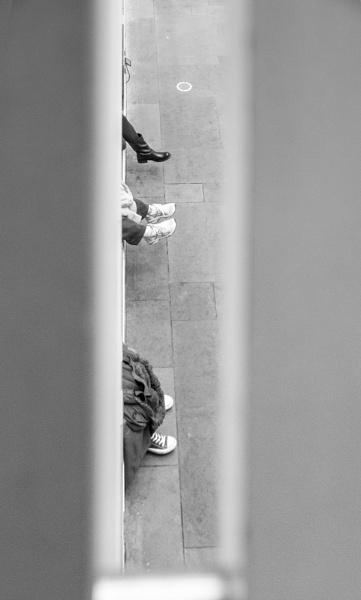 Anonymous Feet