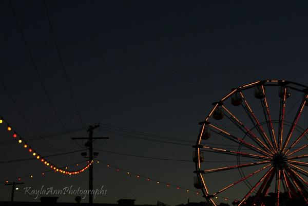 Showground lights by kayla_ann