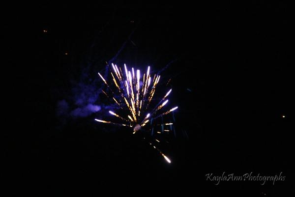 blue fireworks by kayla_ann