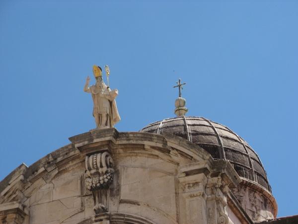 St Blaise, Dubrovnik by freckleface1