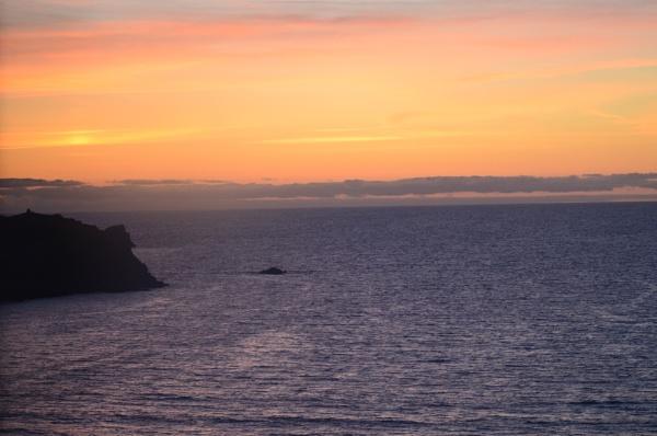 Newquay Sunset by Redziggy