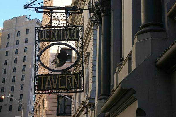 ~ Custom House Tavern by LexEquine