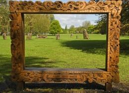 Framed Photo.