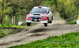 The Plains Rally Welshpool..