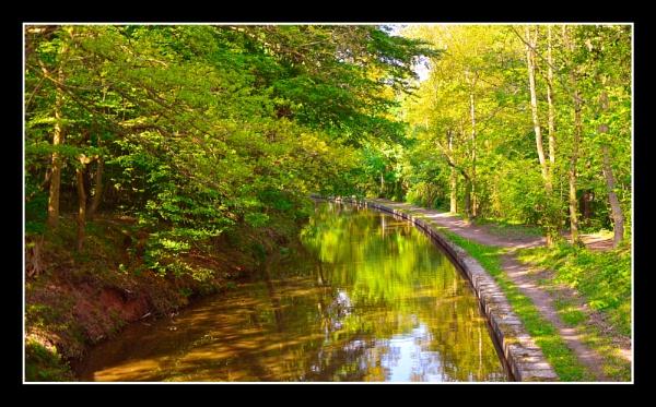 Hopwas Canal by probie
