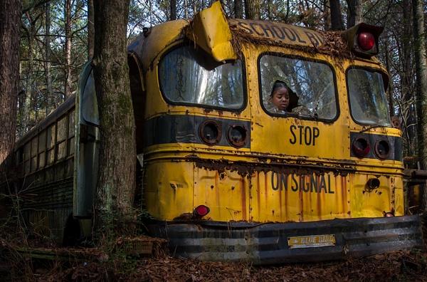 The Old School Bus by Mackem