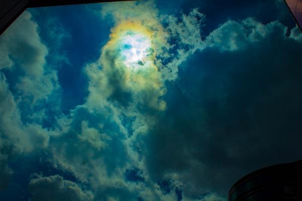 Aura of Sun by gjayesh