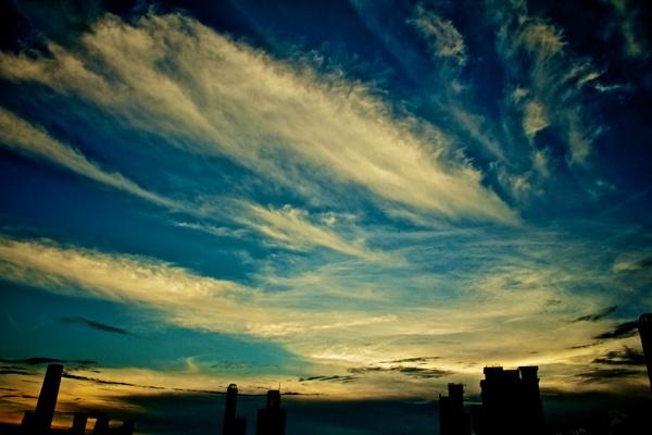 romantic evening by gjayesh