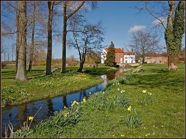 Springtime in Norfolk by fentiger
