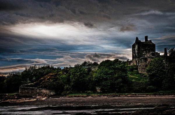 Ravenscraig Castle by Capture_Photography