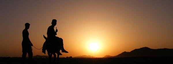 Kandahar Sunset by guyfromnorfolk