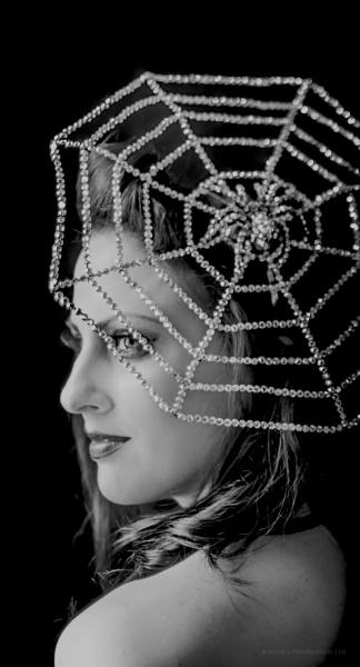 Goth Glamour by waylandtb