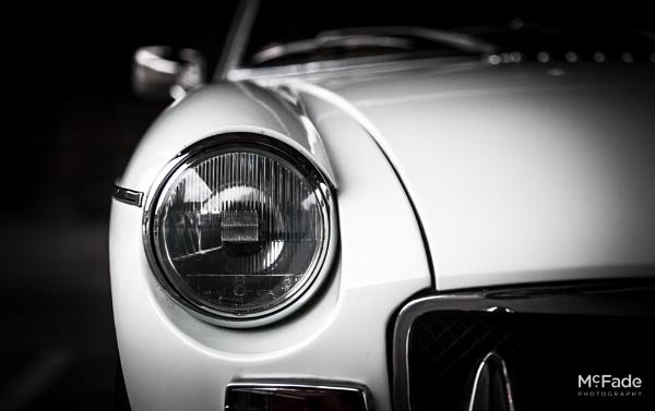 MGB Headlight by ade_mcfade