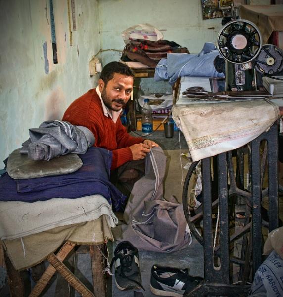 Back Street Tailor by WeeGeordieLass