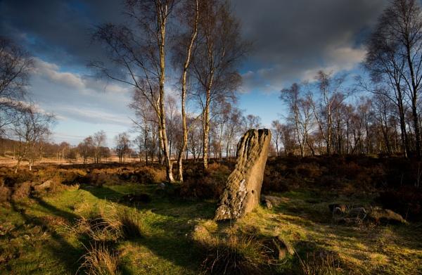 Standing Stone by Trevhas