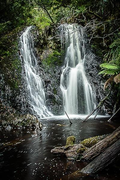 Tassie Falls by david1810