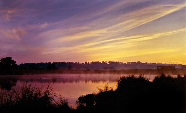 Sunrise by Fogey