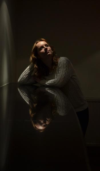 Reflecting by Redziggy