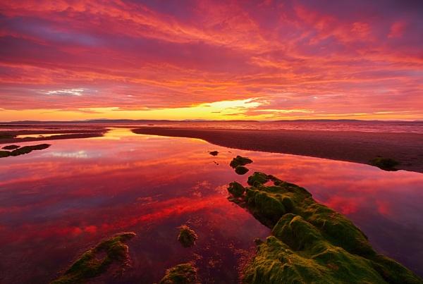 Nairn beach, Scotland. by Colin_Leslie