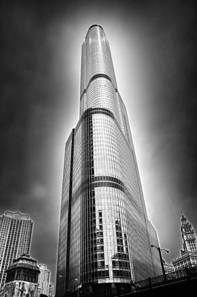 Trump Tower Chicago by Kwosimodo
