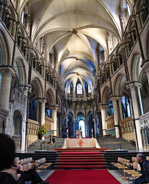 Canterbury Cathedral by susanbarton