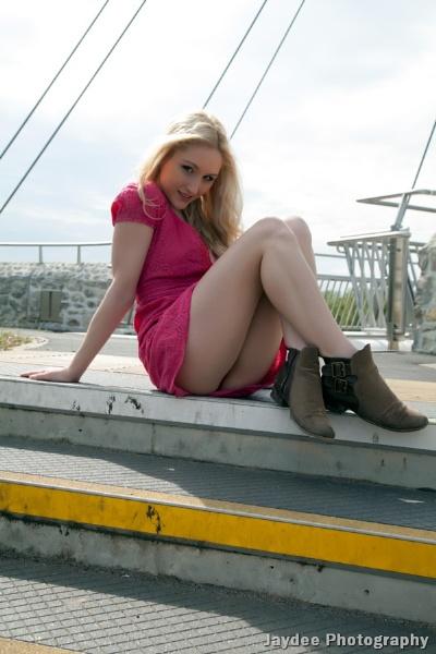 On the bridge by Jaydee007