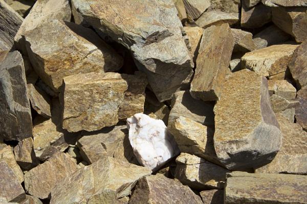 Rocks by WorldInFocus