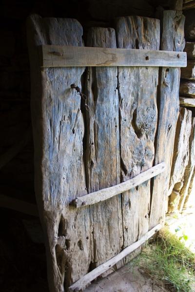 Old wooden door by WorldInFocus