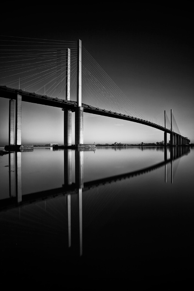 QE2 Bridge by derekhansen
