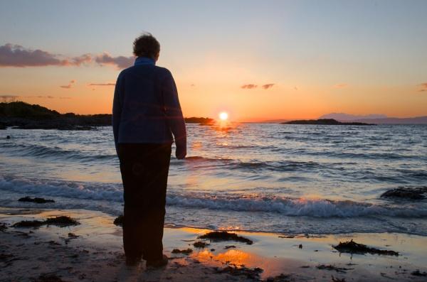 Arisaig Sunset by PaulLiley