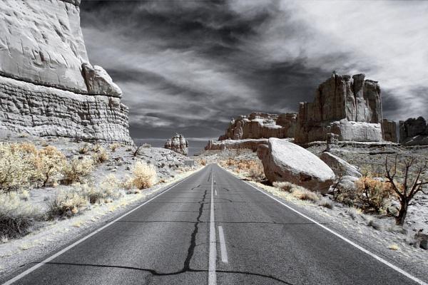 long straight roads by cdavis