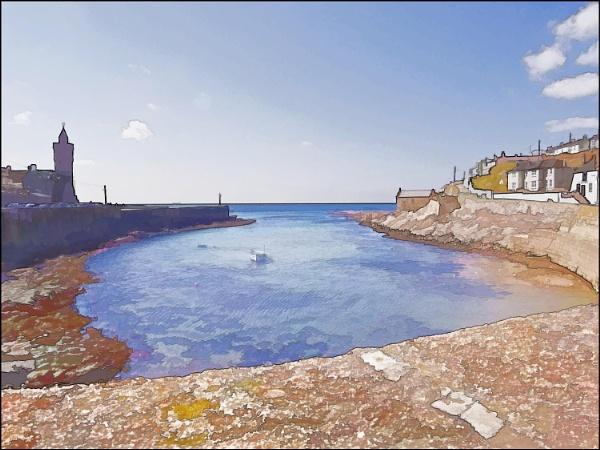 Cornish Port