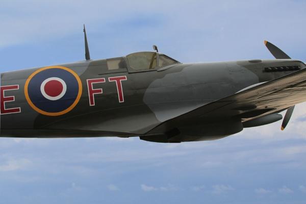 Spitfire by davetibb
