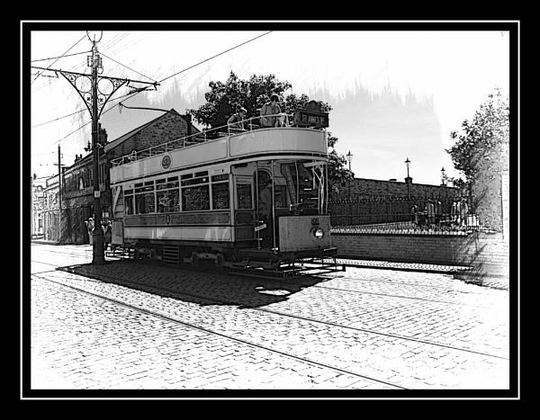 Tramway. by kojack