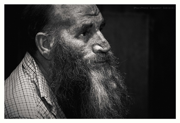 Big Tom ( Profile ) by MaziPhoto